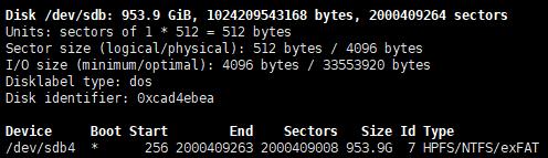 linux   挂载盘